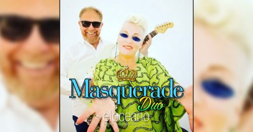 Masquerade Duo Dining Entertainment El Oceano Beach Hotel Mijas Costa spain OG03