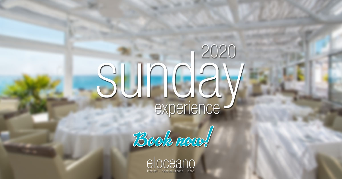 Sunday Experience 2020 Traditional Sunday Lunch El Oceano Restaurant Mijas Costa Spain OG01