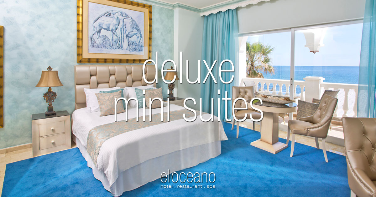 El Oceano Deluxe Mini Suites - Luxury Hotel Accommodation on Spain's Mijas Costa