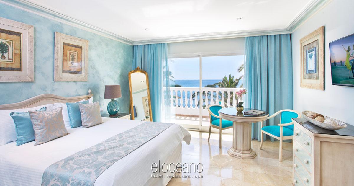 El Oceano Hotel, Mijas Costa, Spain - Deluxe Mini Suites OG02