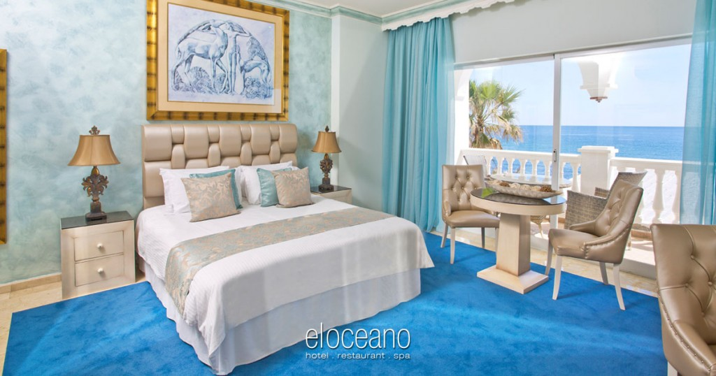 El Oceano Hotel, Mijas Costa, Spain - Deluxe Mini Suites OG03