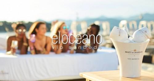 VIP Sunbeds at El Oceano Mijas Costa 02