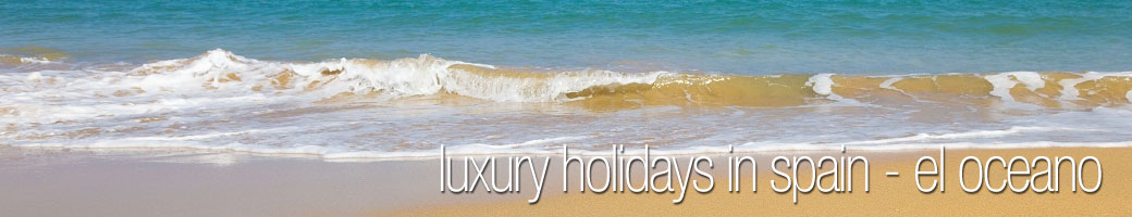 Luxury Holidays in Spain at El Oceano Hotel, Mijas Costa