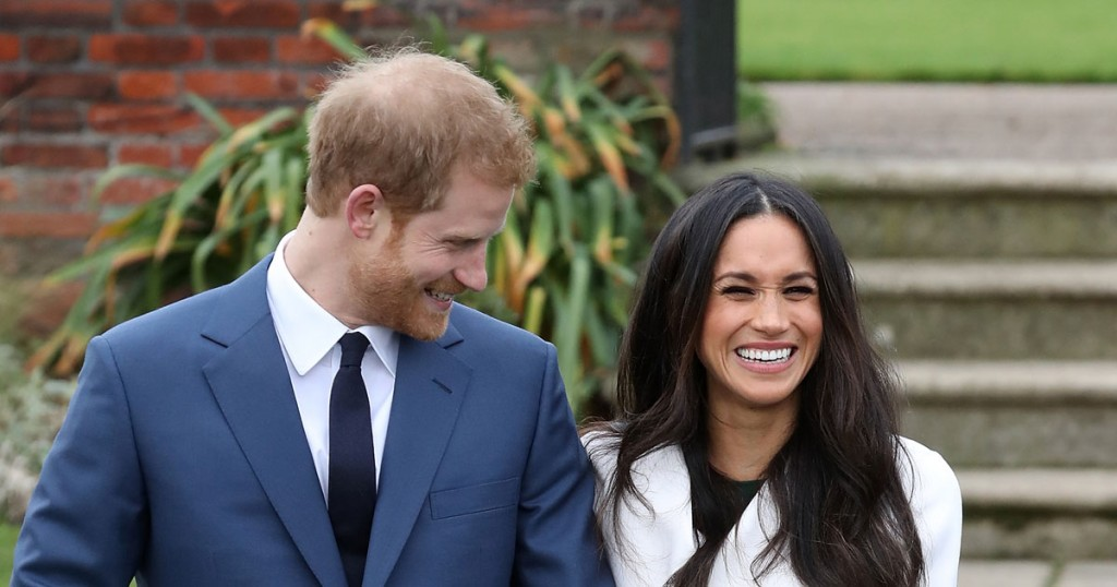 Royal Wedding Harry and Meghan 19th May OG02
