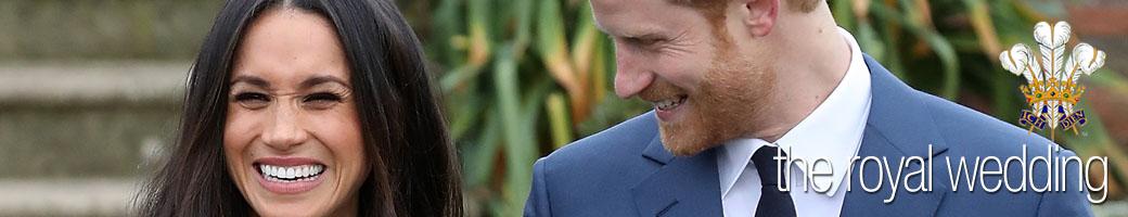 Royal Wedding Harry and Meghan 19th May P01