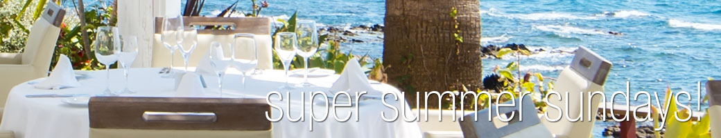 Super Summer Sundays at El Oceano Hotel, Mijas Costa