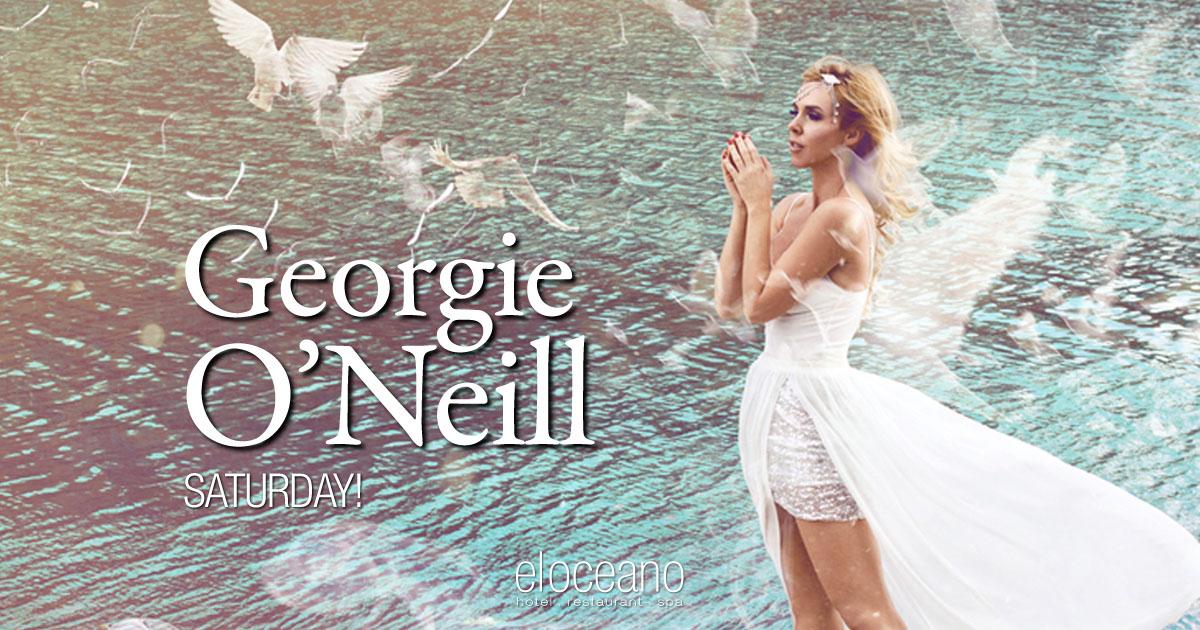 Georgie ONeill Live Music Dining Entertainment El Oceano Restaurant OG04