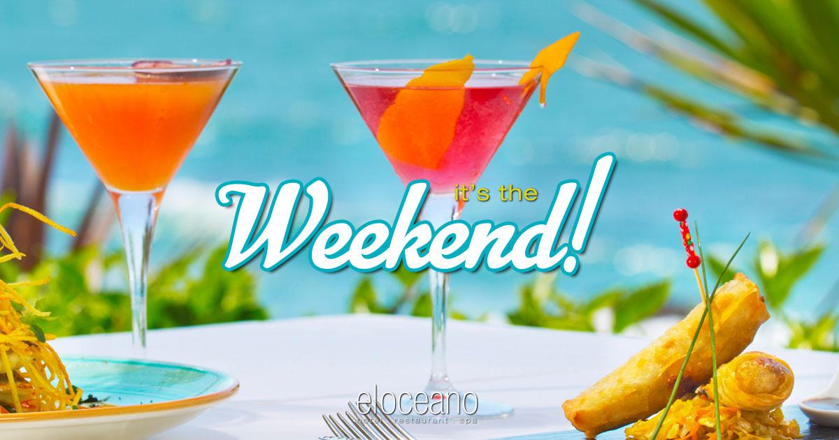 Its the Weekend OG01`