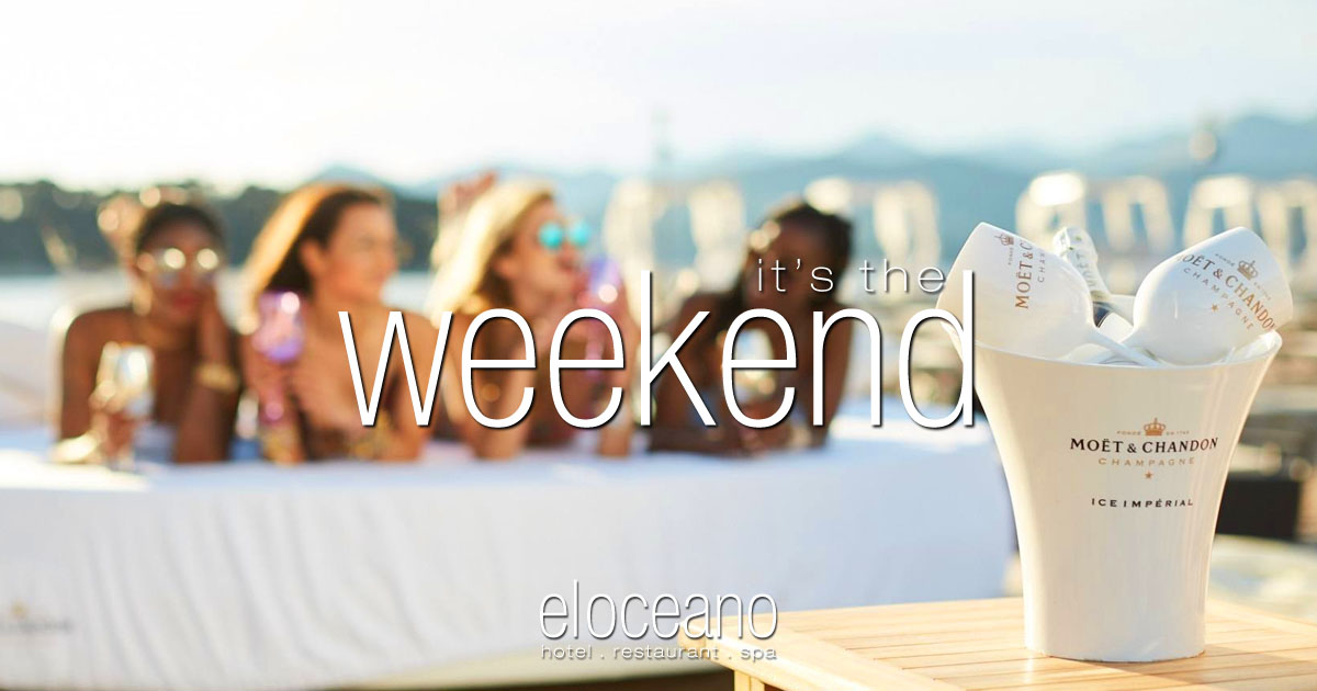 Weekends at El Oceano Restaurant Mijas Costa Spain OG02