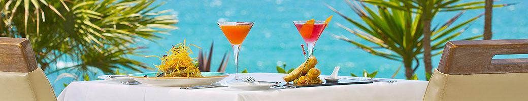 El Oceano Restaurant - Fine Dining on Mijas Costa, Spain P01