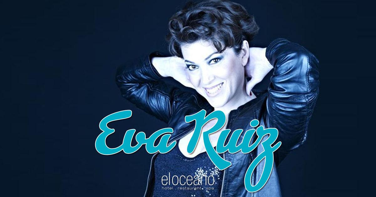 Eva Ruiz - Live Dining Music & Entertainment El Oceano Hotel & Restaurant, Mijas Costa, Spain OG01