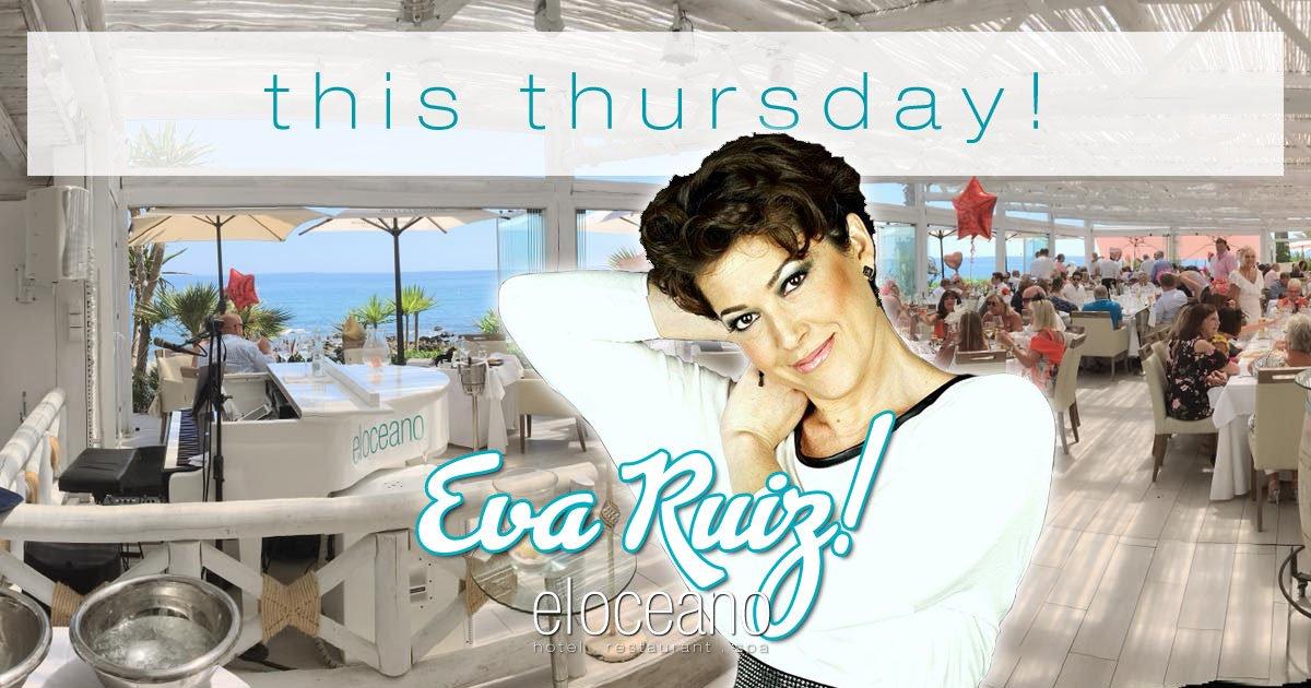Eva Ruiz at El Oceano Hotel OG01