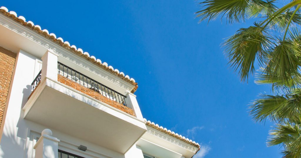 Looking Ahead to Later in the Year at El Oceano Hotel, Mijas Costa, Spain