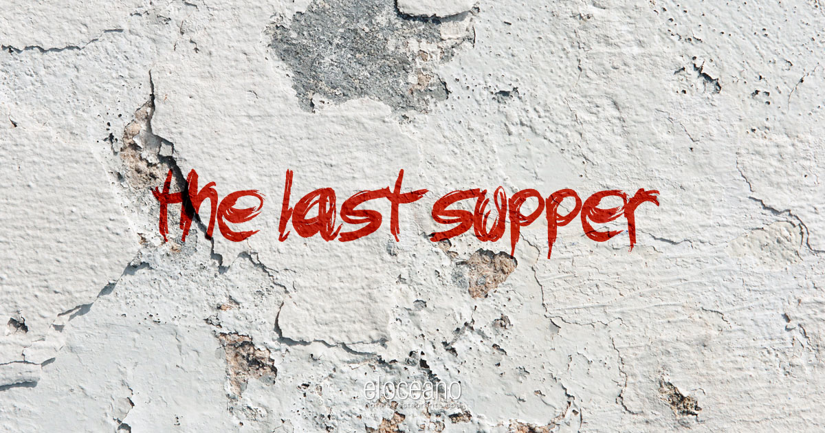 The Last Supper - The Final Sunday of the Season El Oceano Luxury Restaurant Mijas Costa Spain OG04