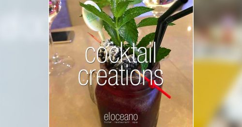 Black Passion - Cocktails at El Oceano OG01