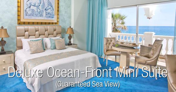 Deluxe Ocean-Front Mini Suite
