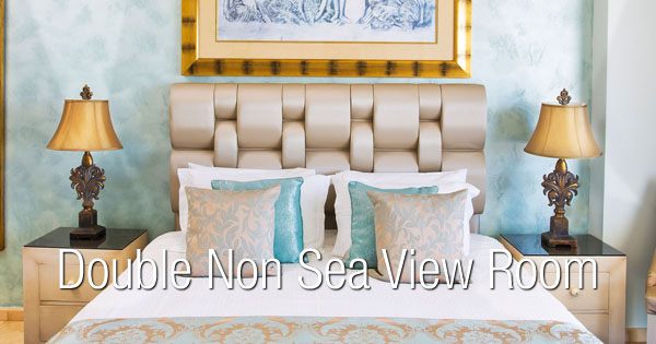 Double Non Sea View Room