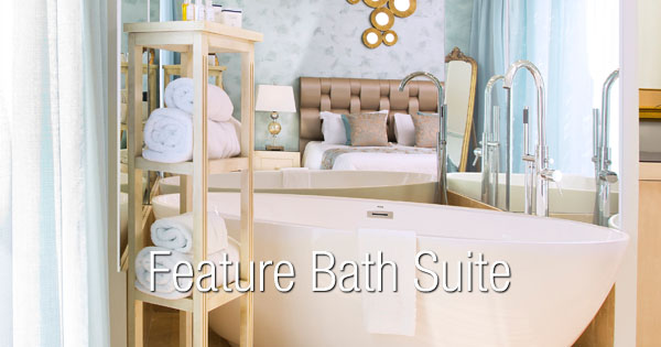 Feature Bath Suite