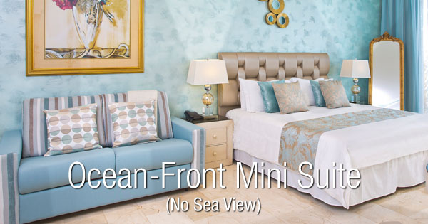Ocean-Front Mini Suite