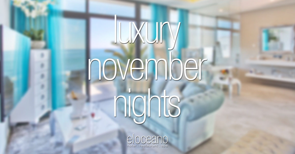 Luxury November Nights