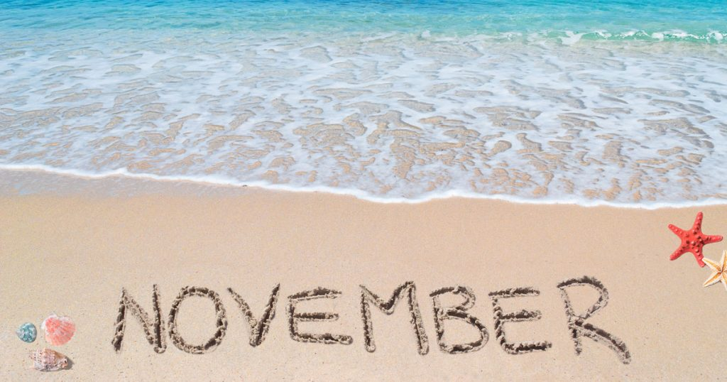 November Sundays at El Oceano Restaurant, Miajs Costa, Spain 2
