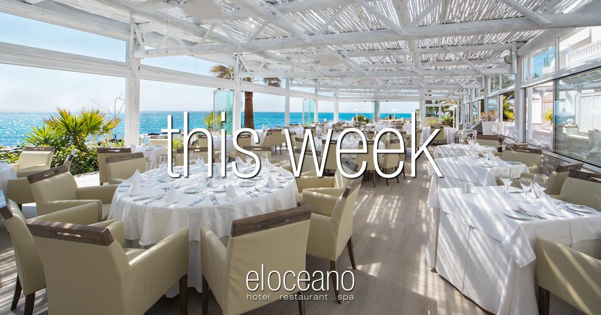 This Week at El Oceano Beach Restaurant Mijas Costa Spain OG01