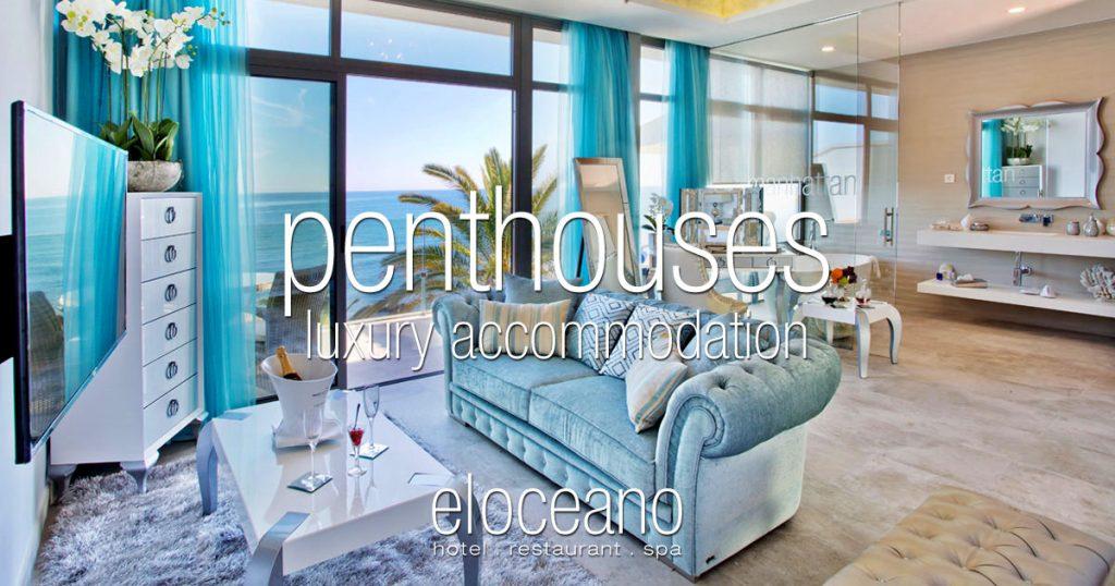 El Oceano Hotel Luxury Penthouse Accommodation