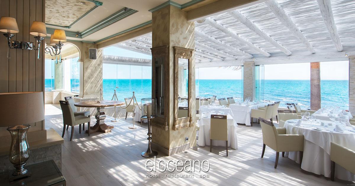 2019 Season Starts at El Oceano Hotel Restaurant, Mijas Costa, Spain
