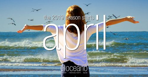 April at El Oceano Luxury Beach Hotel Spain OG01