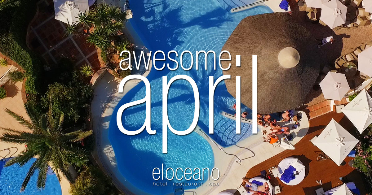 Awesome April at El Oceano Luxury Beach Hotel and Restaurant OG01