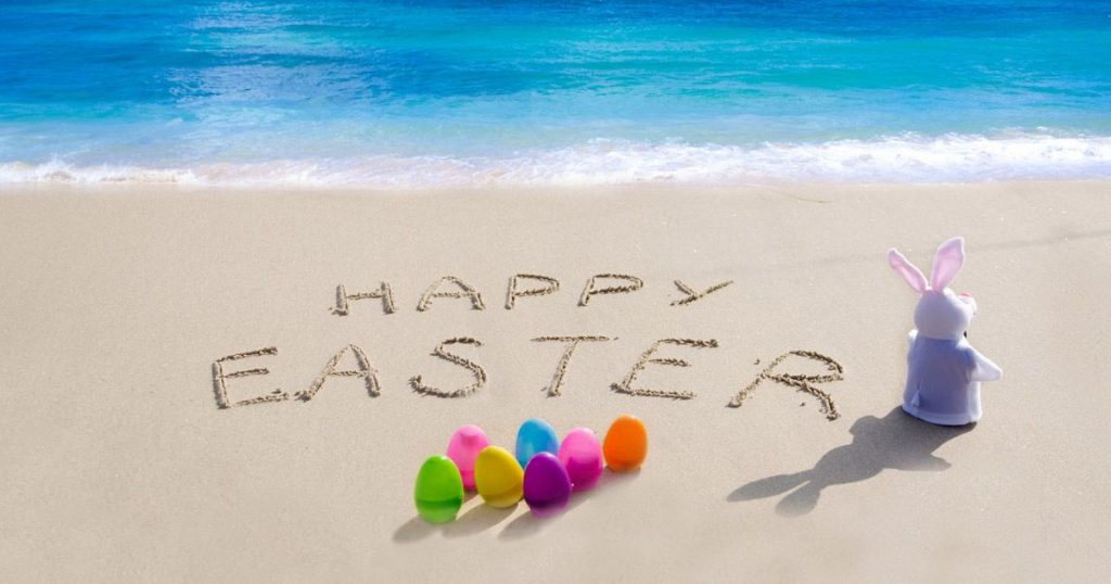 Easter on the Beach - El Oceano Hotel, Mijas Costa, Andalucia, Spain 2