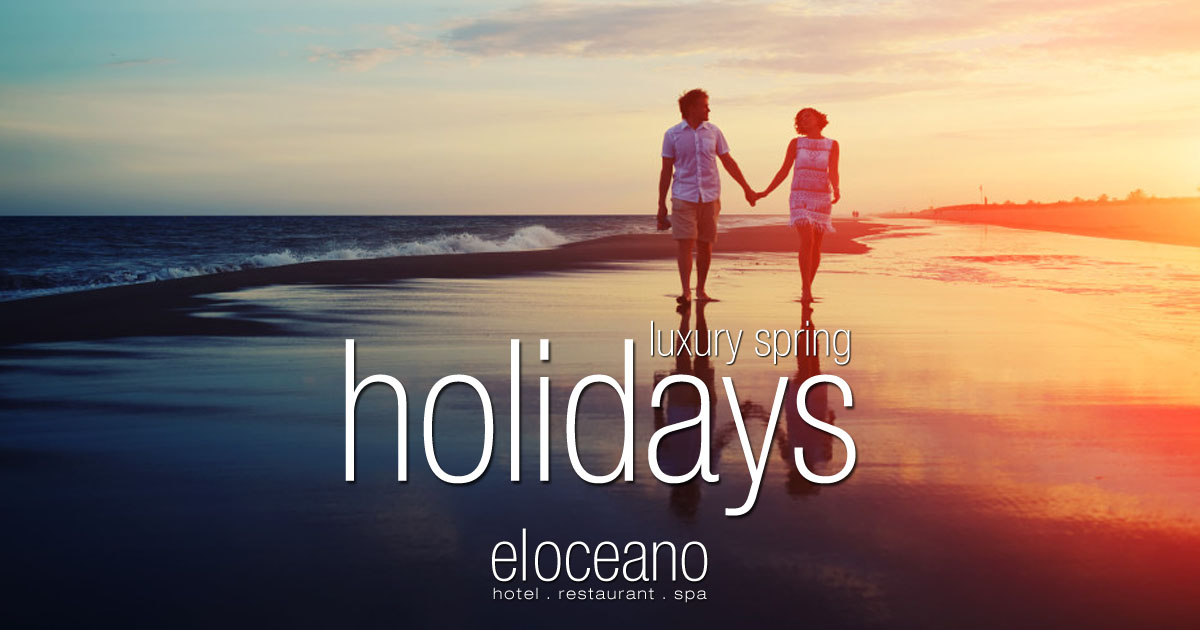 Luxury Spring Holidays in Spain - El Oceano Hotel