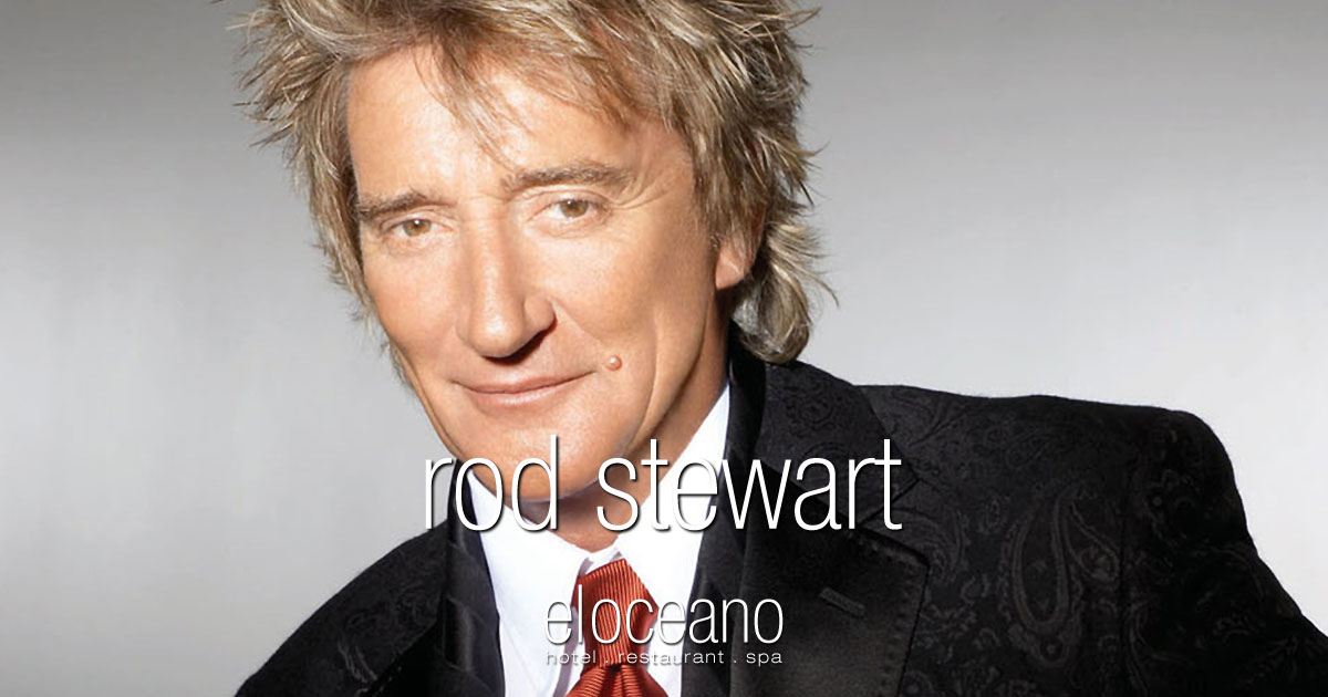 Rod Stewart in Concert Fuengirola Sohail Castle - El Oceano Luxury Holiday Spain OG01