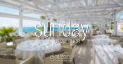 Sunday Lunch at el Oceano Restaurant 2019 Mijas Costa Costa del Sol spain OG01
