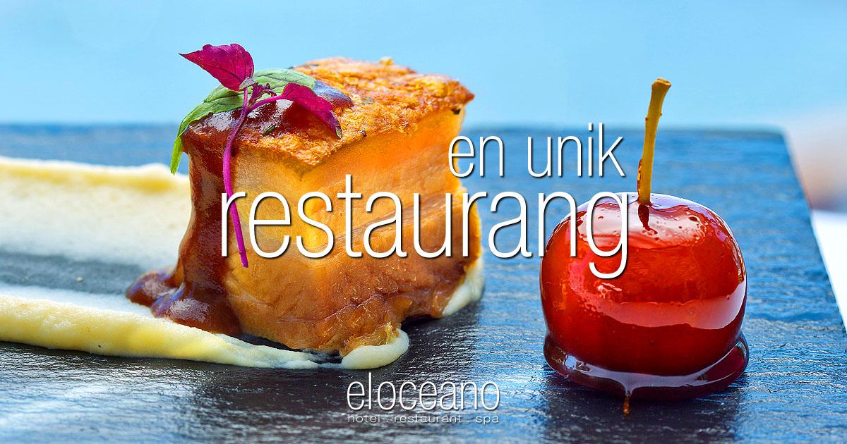 en unik restaurang - El Oceano Lyx Hotell Restaurang Mijas Costa Costa del Sol Andalucia Spanien OG02