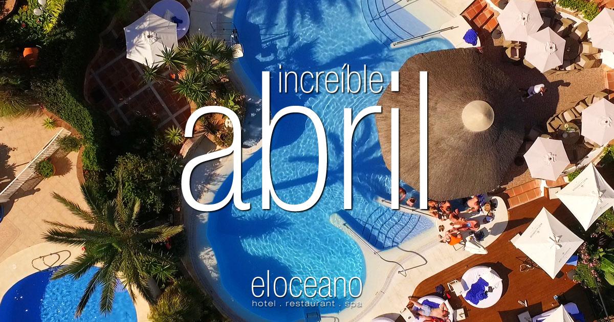 increíble abril - El Oceano Hotel Mijas Costa Costa del Sol OG01