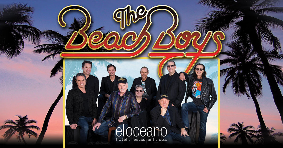 The Beach Boys in Concert, Starlite Marbella - El Oceano Luxury Holiday Spain OG01