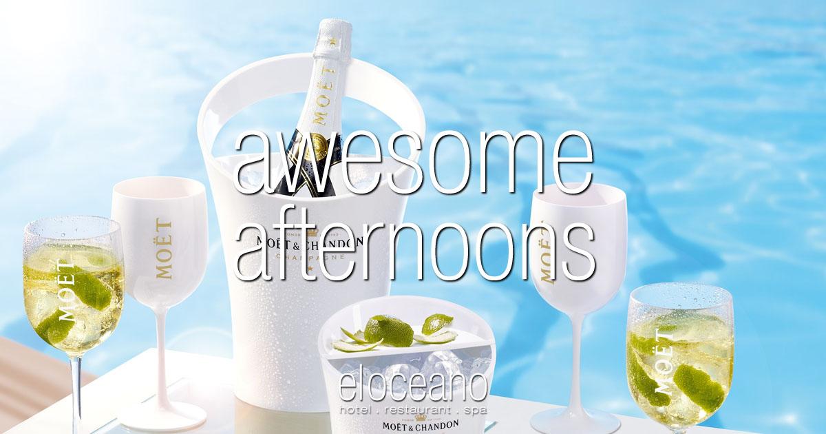 Awesome Afternoons at El Oceano Luxury Beach Club, Mijas Costa, Spain OG01