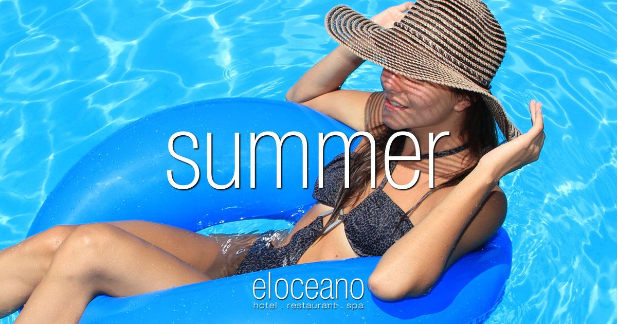 Summer Holidays at El Oceano Luxury Beach Hotel Spain OG01