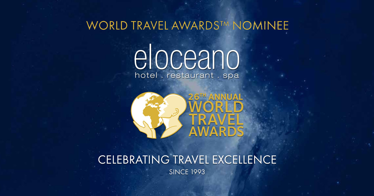 World Travel Awards 2019 Spain's Leading Beach Hotel El Oceano OG02