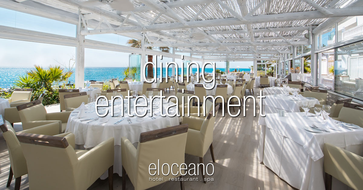 Dining Entertainment at El Oceano Restaurant OG01