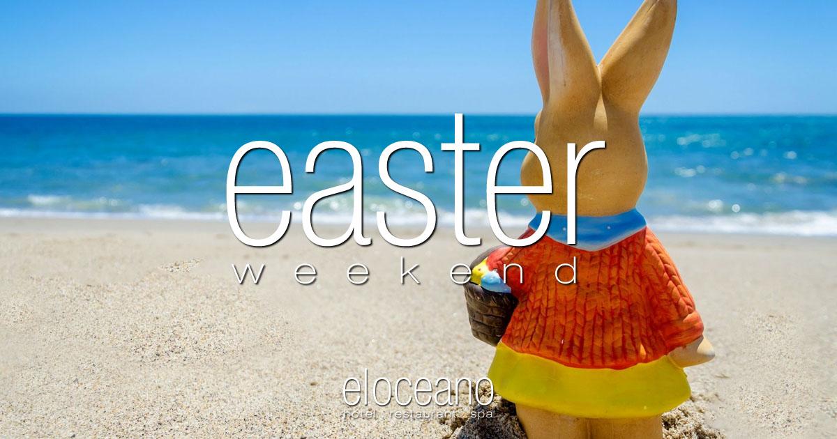 Easter Weekend at El Oceano Luxury Hotel Restaurant Mijas Costa Spain OG01