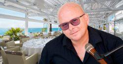 Johnny Baker Live Music Entertainment El Oceano Restaurant OG03
