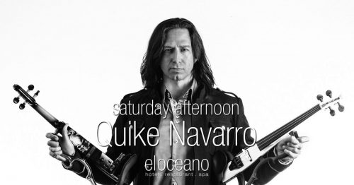 Saturday Afternoon at El Oceano Quike Navarro OG01