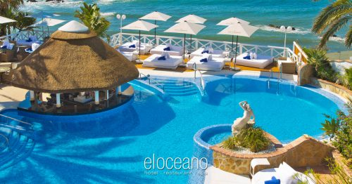 El Oceano Luxury Beach Hotel - Exclusive Sun Terrace and VIP Sunbeds OG01