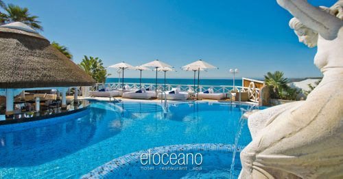 El Oceano Luxury Beach Hotel - Exclusive Sun Terrace and VIP Sunbeds OG02