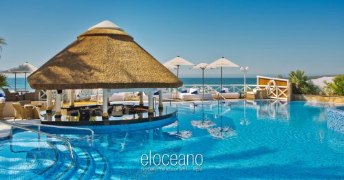 El Oceano Luxury Beach Hotel - Exclusive Sun Terrace and VIP Sunbeds OG03