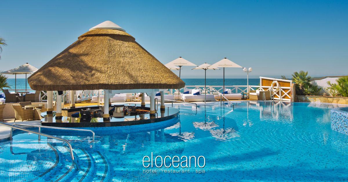El Oceano Luxury Beach Hotel - Exclusive Sun Terrace and VIP Sunbeds OG03