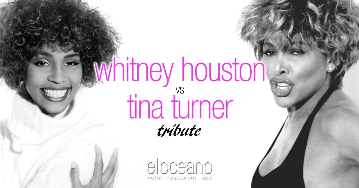 Janet Jayes Tribute to Whitney Houston & Turner Turner OG01a