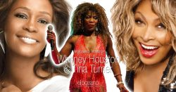 Janet Jayes Tribute to Whitney Houston & Turner Turner OG05